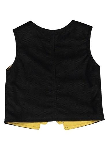 Zeynep Tekstil Yelek Siyah